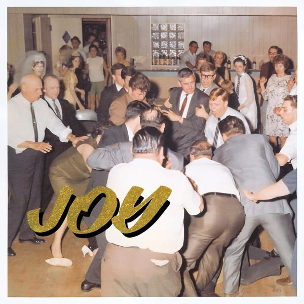 Album cover for <em>Joy As An Act Of Resistance</em> by IDLES.