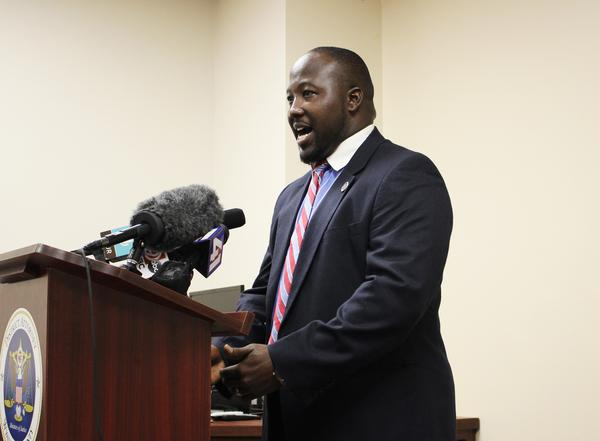 Wyandotte County District Attorney Mark Dupree secured funding for his proposed 'conviction integrity unit.'