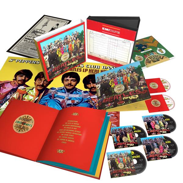 The 50th anniversary edition of <em>Sgt. Pepper's Lonely Hearts Club Band</em> included a startlingly impactful stereo remix of the album.
