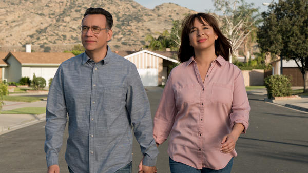 Oscar (Fred Armisen) and June (Maya Rudolph) try to turn their rut into a groove in <em>Forever</em>.