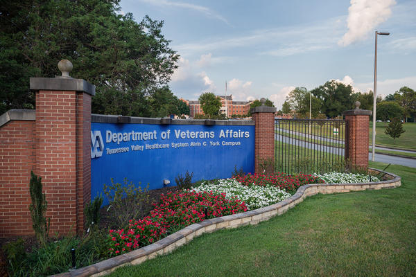 Sgt. Toombs hanged himself on the Department of Veterans Affairs Alvin C. York Campus in Murfreesboro, Tenn.. in November 2016.