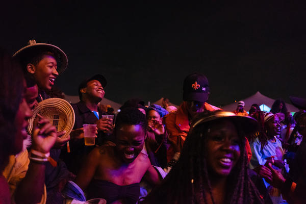 After waiting for the Afropunk Joburg festival to restart, the attendees who stuck it out in the rain are ready to keep the party going.