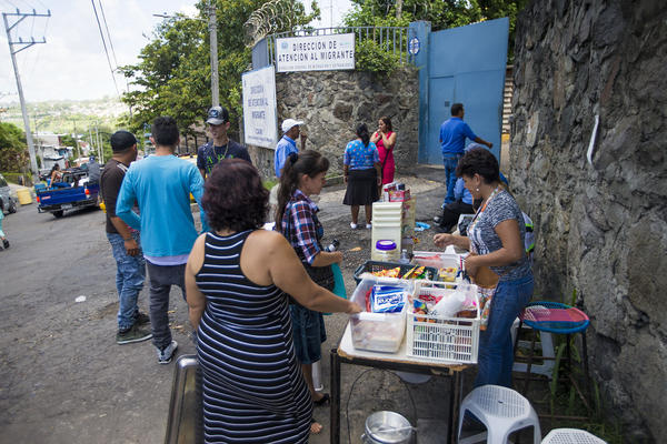 What's Waiting For Deported Salvadorans Inside 'La Chacra ...