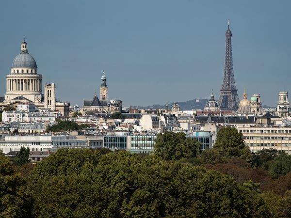 Parisians have started returning from vacation this week.