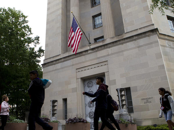 The Justice Department is charging a Washington lobbyist with failing to register as a foreign agent in a case linked to political work done by Paul Manafort.