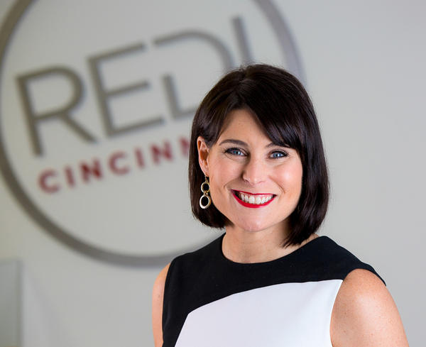 Johnna Reeder says it's time to move on from REDI Cincinnati.