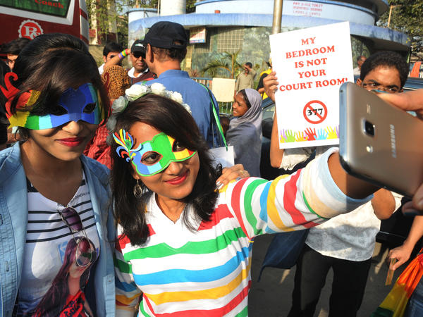 Thursday's decision points to more questions about how India will extend equal protections to the LGBTQ community, which held a Pride Walk in Kolkata in December 2016.