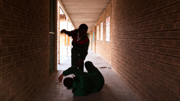 A new report from UNICEF looks at instances of both verbal and physical assault in schools around the world.