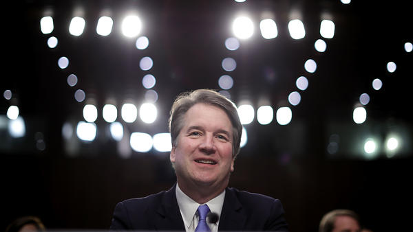 Supreme Court nominee Judge Brett Kavanaugh prepares to testify before the Senate Judiciary Committee Thursday on the third day of his Supreme Court confirmation hearing on Capitol Hill.