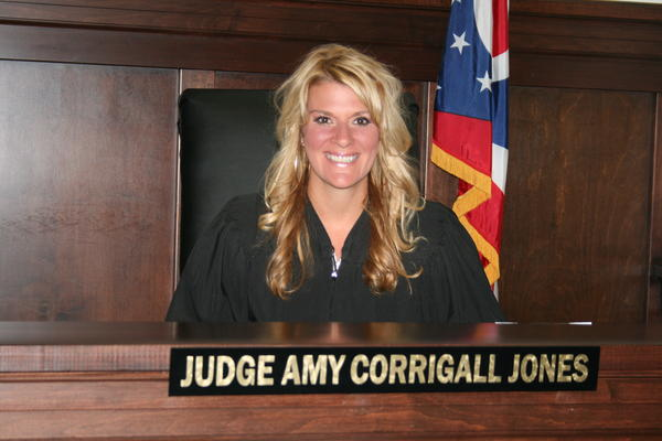 Judge Amy Corrigall Jones presides over the Summit County Valor Court, which works with non-violent felons who served in the military.