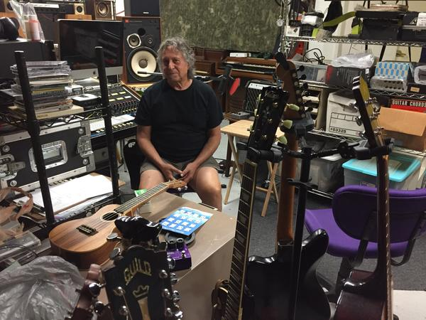 Chris Butler was one of the key figures in forging the Akron Sound with Tin Huey and The Waitresses. He's hopeful artifacts of the Akron Sound continue turning up in closets, basements and attics and making their way to the museum.