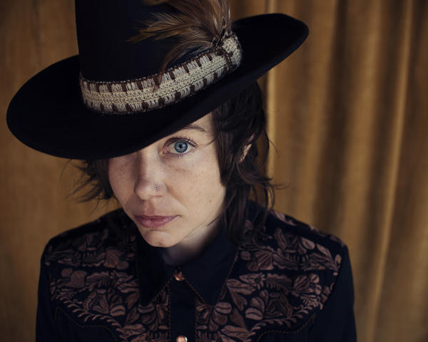 Heather, or H.C., McEntire is best known for her vocals as a part of Mount Moriah, but she's making a splash with her solo debut 'Lionheart'