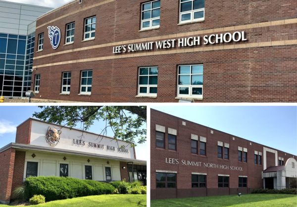 The newest Lee's Summit high school, West, opened in 2004 and is now overcroweded.