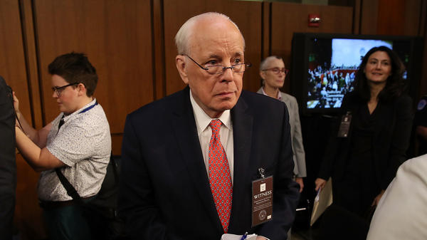 "John Dean, former White House counsel to President Nixon, told the Senate panel if Kavanaugh is confirmed, the Supreme Court would become ""the most presidential powers-friendly court in the modern era."""