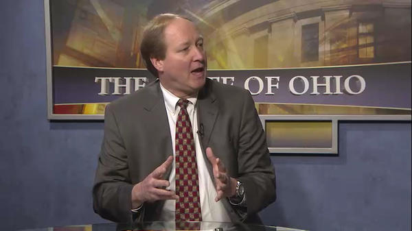 Tim Keen, director of the Office of Budget and Management