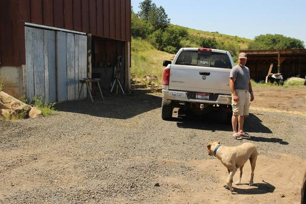 "<p>Jay Crawford moved to Kamiah, Idaho, a few years after surviving a fatal wildland fire incident. He says no one is to blame: ""It's a dangerous job, things played out the way they did,"" he said. </p>"