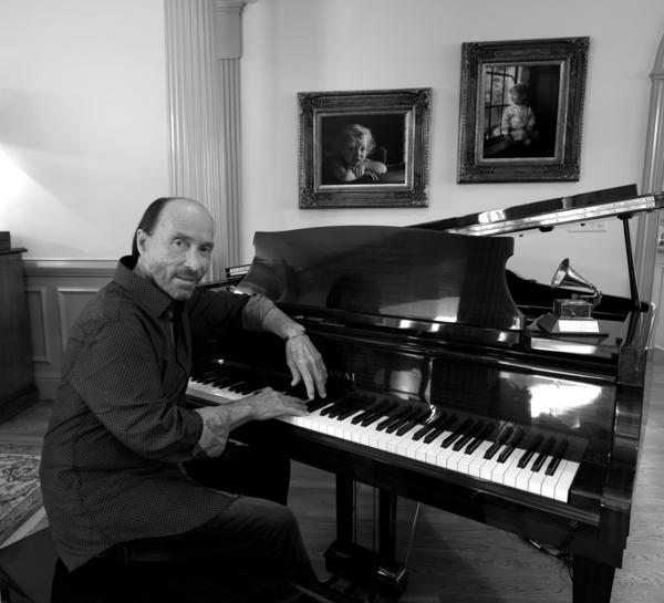 Lee Greenwood at home.