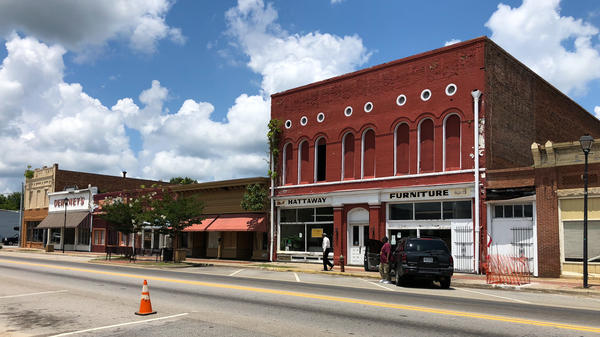 Downtown Sparta is a dilapidated hub in a largely rural community about 100 miles east of Atlanta. In 2015, ahead of a competitive local election, the voting eligibility of approximately 17 percent of registered voters in Sparta was challenged.