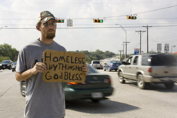 Panhandling has been a hot political topic in the city of Greensboro this year.