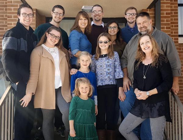 The White family. (Courtesy the White family)