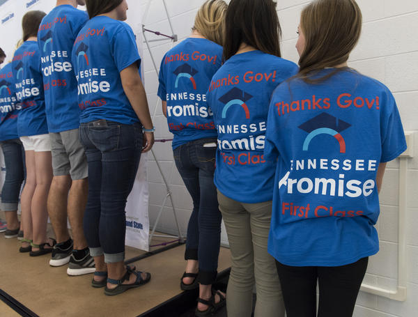 Tennessee Promise has increased the number of students enrolling in community college, but a new study claims needy students may be benefiting the least from it.