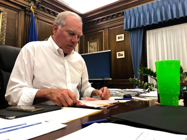 Attorney General George Jepsen