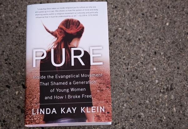 """""""Pure,"""" by Linda Kay Klein. (Robin Lubbock/WBUR)"""