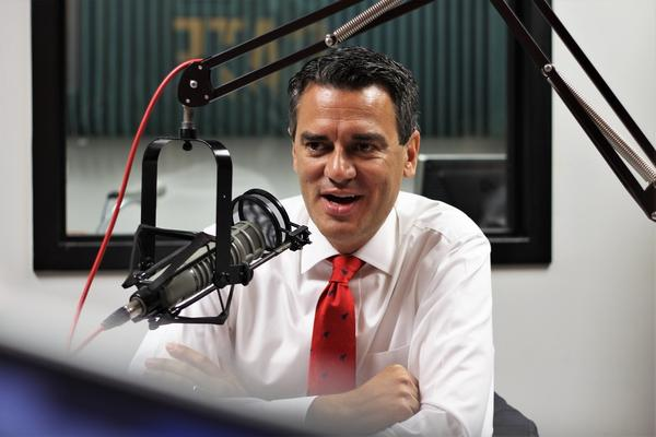 U.S. Rep. Kevin Yoder faces Democrat Sharice Davids in this year's midterm election.