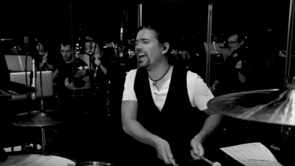 Zac Hanson of Hanson. With an orchestra!