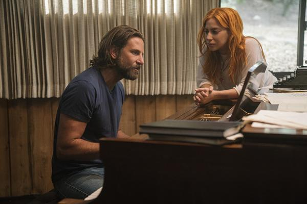 Lady Gaga was cast as Ally, the up-and-coming musician encouraged by Bradley Cooper's character.