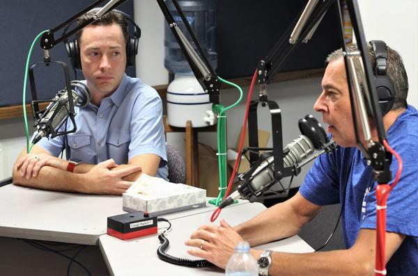 Voters in Missouri House District 13 will decide between Mitch Brewer, left, a broadcast journalist formerly with FOX 4 and 41 Action News, and Vic Allred, who owns five Jazz: A Louisiana Kitchen cafes.