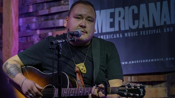 William Prince was one of our favorite discoveries at AmericanaFest.