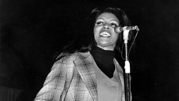 "Lyn Collins, pictured here in 1970, inspired the chorus to Rob Base and DJ E-Z Rock's pioneering hip-hop hit ""It Takes Two."""