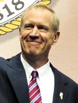 Gov. Bruce Rauner (R-Illinois)