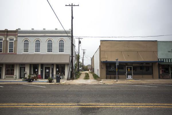 Researchers say rural towns like the nearly 6,000-person town of Rockdale, Texas are in danger of being undercounted in the 2020 Census.