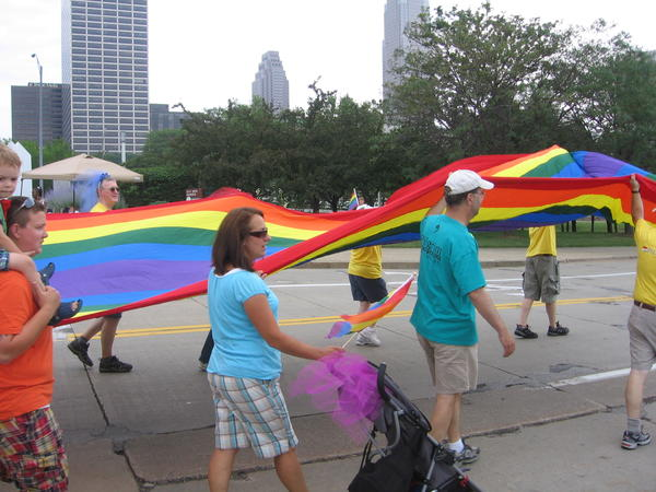 Sexual orientation and gender identity would be added to Cuyahoga County's current anti-discrimination laws under a proposal being considered by the county council.