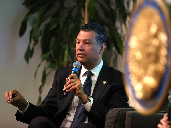 California Secretary of State Alex Padilla is launching the first statewide effort to combat election-related disinformation.