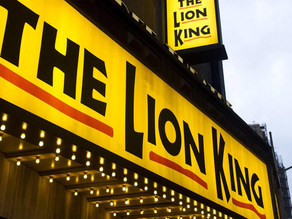A puppet technician for the long-running musical <em>The Lion King</em> was arrested after police found him allegedly using a 3D printer to manufacture a gun at the theater.