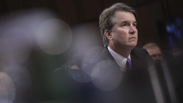 Supreme Court nominee Brett Kavanaugh denied a report from a woman who said he exposed himself to her during a party while the two attended Yale.