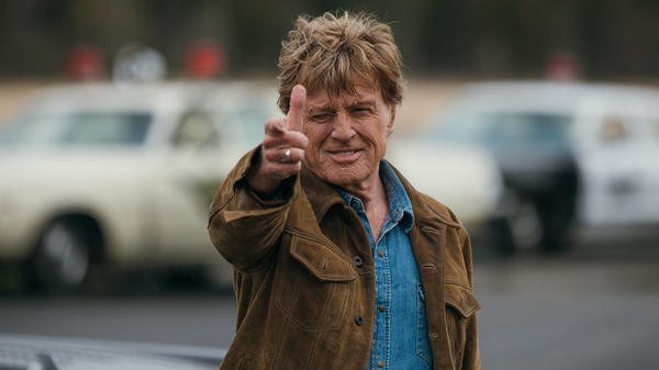 """""""I played Jeremiah Johnson like this!"""": Robert Redford stars as Forrest Tucker in <em>The Old Man & the Gun. </em>"""