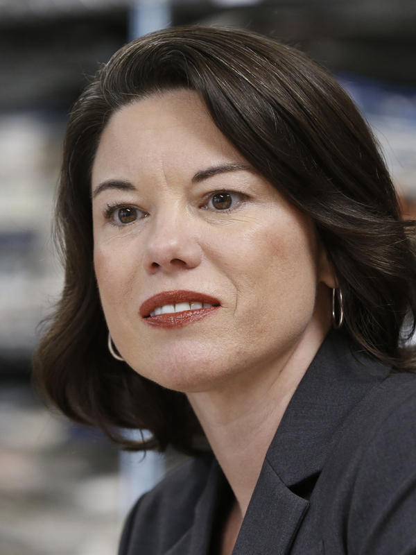 Angie Craig a Democrat running in a House district outside of the Twin Cities, is getting fundraising help from a network of donors who give to Rep. Katherine Clark, D-Mass.