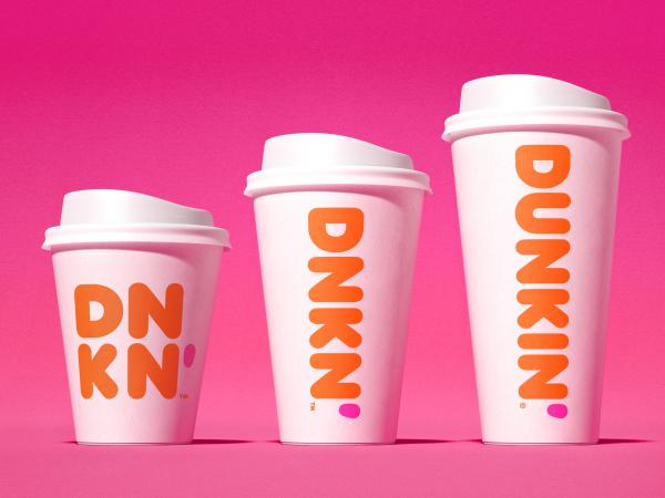 "Dunkin' Donuts announced on Tuesday it's dropping the ""Donuts"" from its name."
