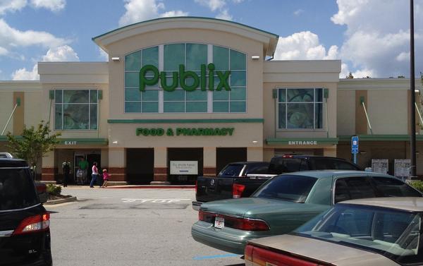 A Publix Super Markets store in McDonough, GA.