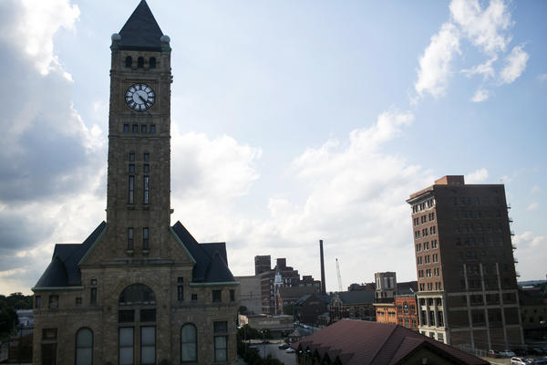 """""""Springfield is a rather typical small city that has grown poorer over the years,"""" former mayor Roger Baker says."""