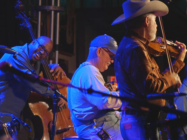Christian McBride performs with The Time Jumpers.