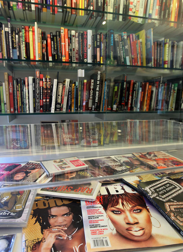 The Hiphop Archive and Research Institute at Harvard University,