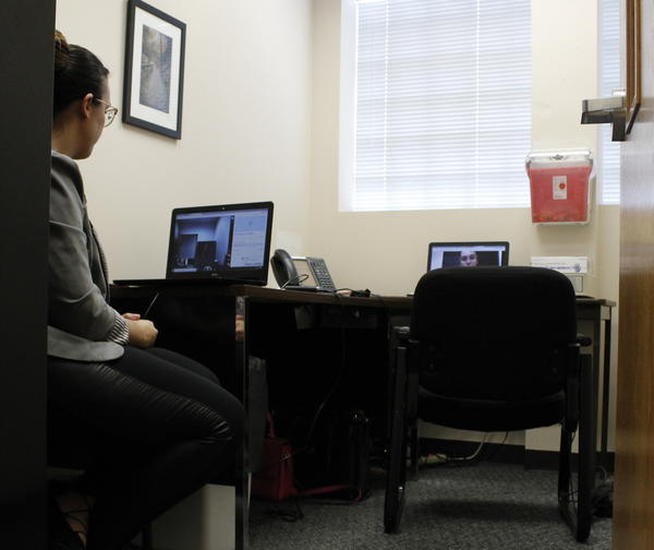 Telemedicine abortion technology has evolved since it started 10 years ago, moving to a secure online system. According to Rachel Goss, the system is HIPAA-compliant and uses separate channels to operate the video conferencing and the cash drawer.