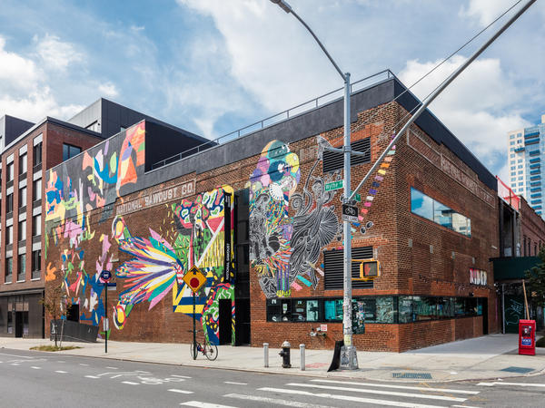National Sawdust is aiming to be the kind of institution that can do what the Metropolitan Opera or the New York Philharmonic does for mainstream artists.
