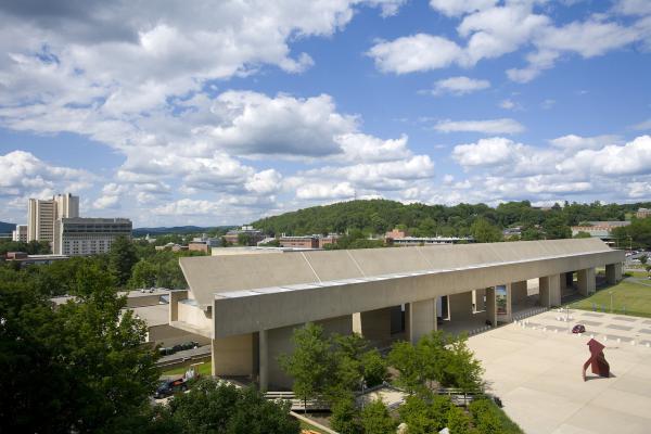 The University Museum of Contemporary Art at UMass.