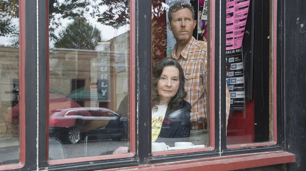 Robbie Fulks and Linda Gail Lewis' new album is <em>Wild! Wild! Wild!</em>